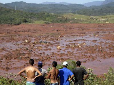 desastre brasil