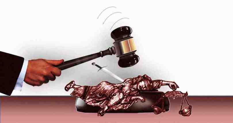 justicia apunalada