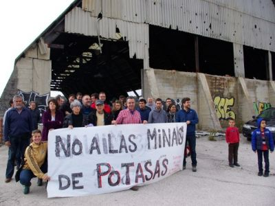 minas de potasas