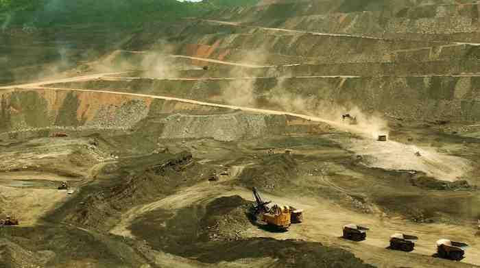 mineria gran mineria