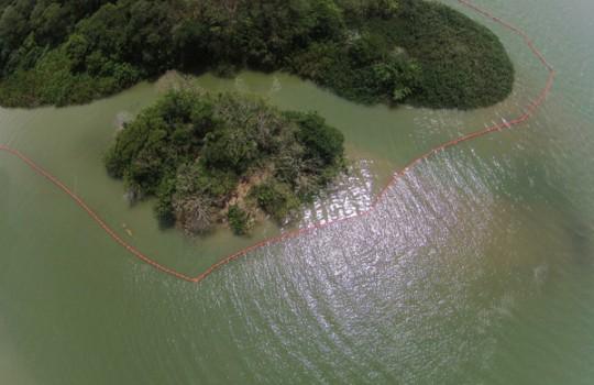 Primeiras imagens de Regencia com o Drone 11 540x350