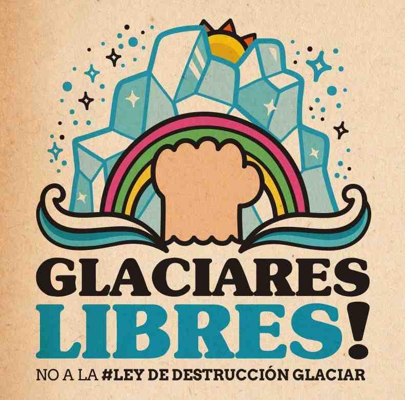 logo glaciares libres