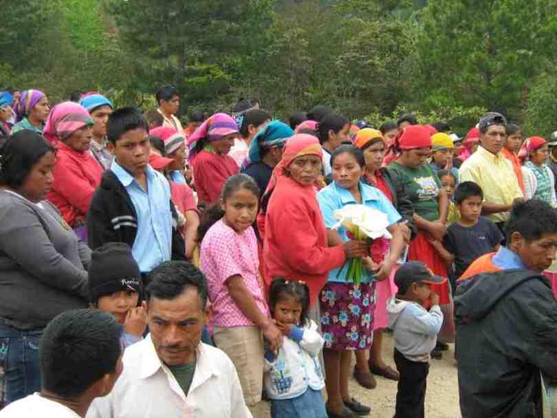 Indigenas Lencas
