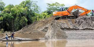 mineria ilegal choco