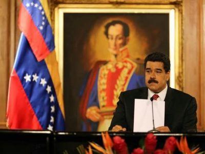 barric venezuela
