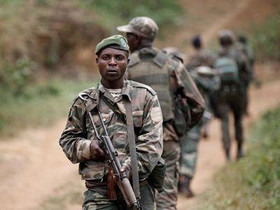 paramilitar africa mineras