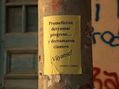 promesas falsas