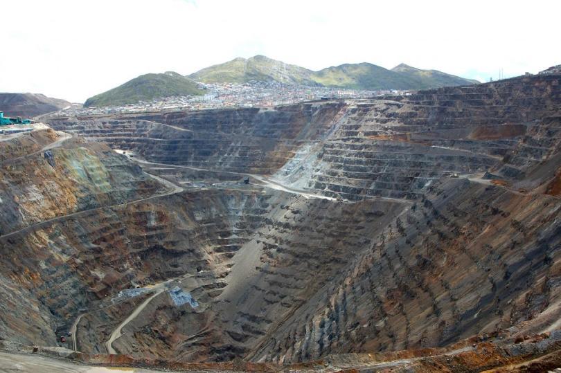 socavon minero