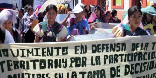 Encuentro Plurinacional de mujeres. Argentina