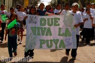 La Puya se defiende, Guatemala