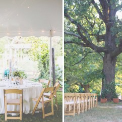 Table And Chair Hire Best Folding Quad Natural Wooden Chairs Athens Atlanta Lake Oconee Wedding Ceremony Under A Tree Outdoor Reception Tent