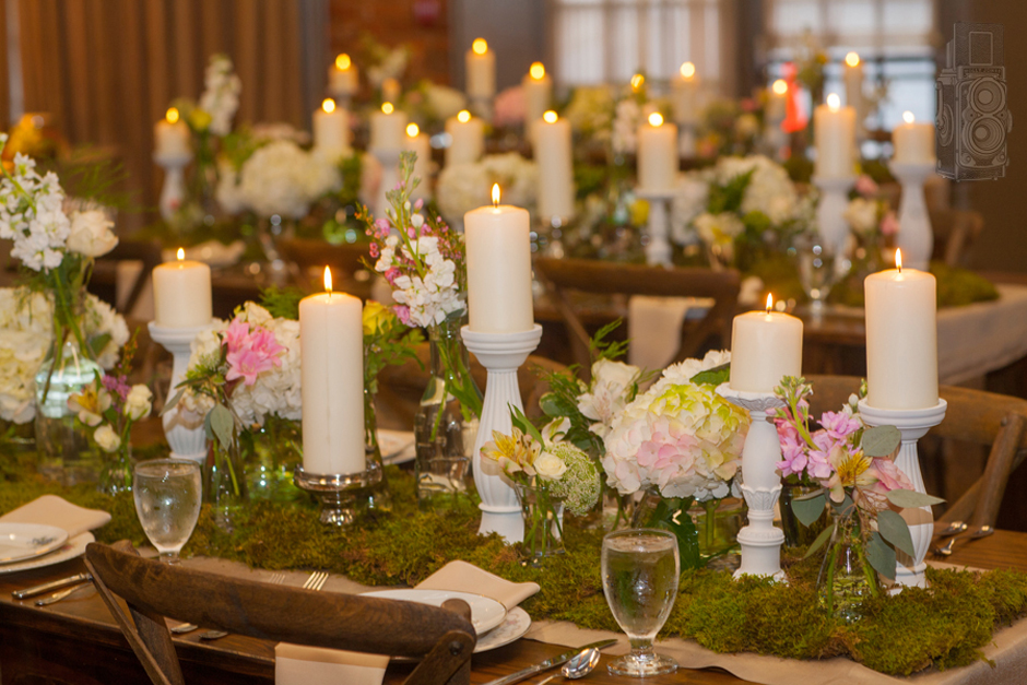 Oconee Events Blog  Farm Table Wedding at Foundry Park Inn
