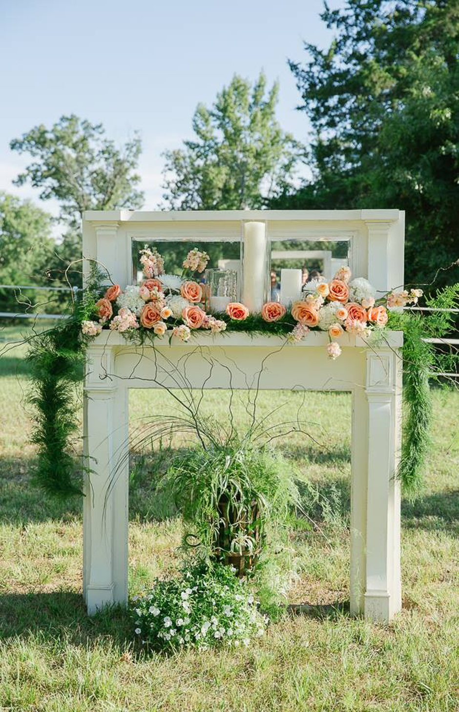 Oconee Events Romantic Summer Wedding At Washington