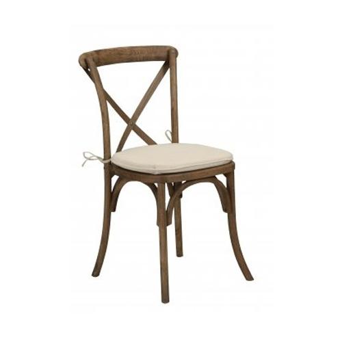 Crossback Vineyard Chair  Oconee Events