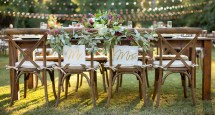 Wedding Table and Chair Rentals