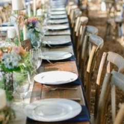 Renting Tables And Chairs For Wedding Baby Bjorn High Chair Red Farm Table Rental By Oconee Events Atlanta Athens Lake