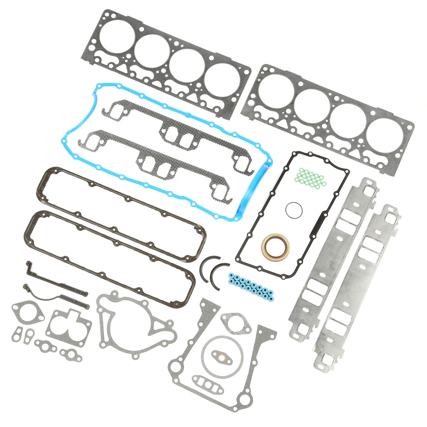 Exhaust Manifold Gasket Kit 07 12 Jeep Grand Cherokee Mk