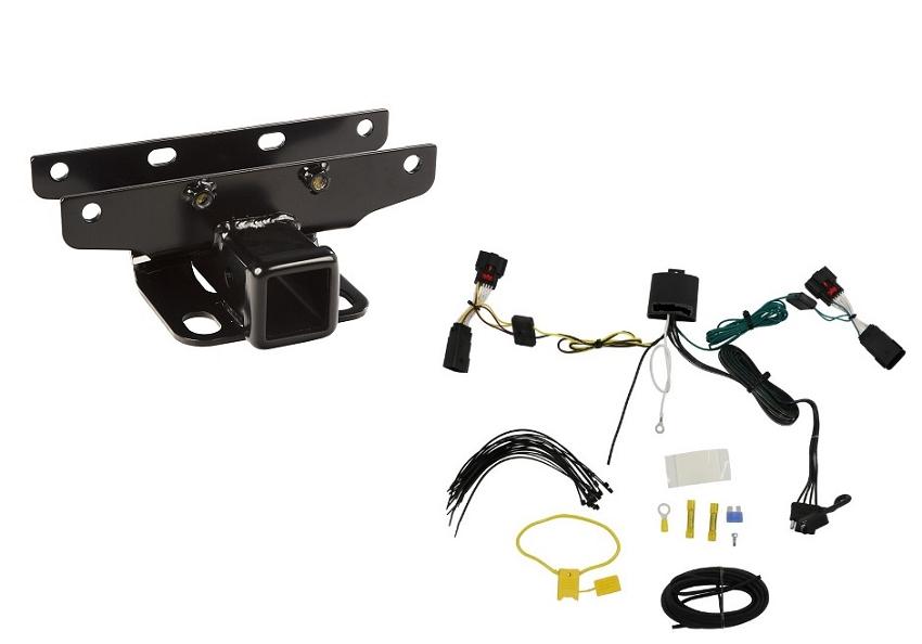 Trailer Wiring Kit For Jeep Wrangler