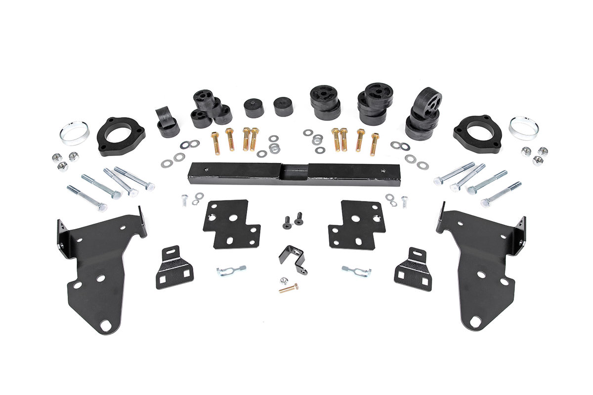 hight resolution of 3 25 inch suspension body lift combo kit br fits chevrolet