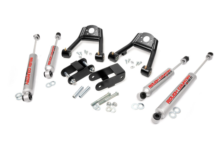 1.5-2-inch Suspension Leveling Lift Kit Fits: Nissan: 86.5