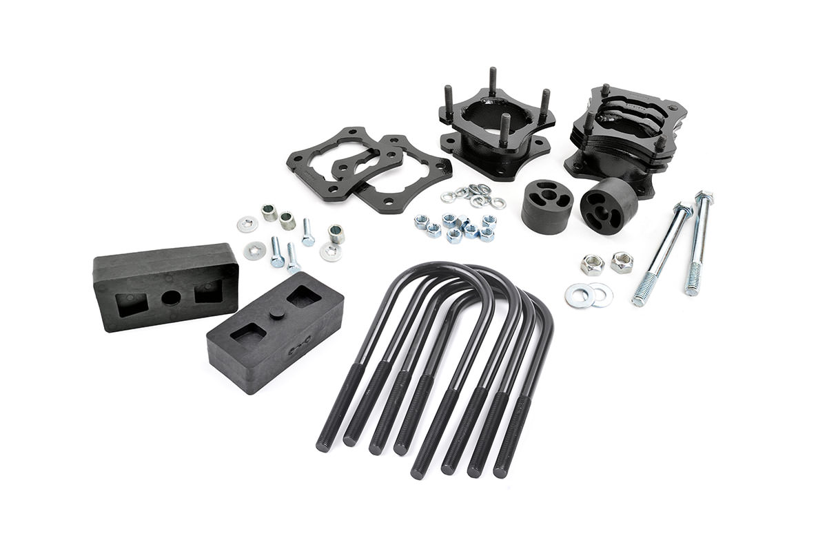 2 5 3 Inch Suspension Leveling Lift Kit Fits Toyota 07