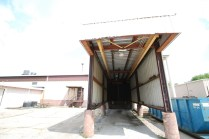 Covered Loading Area
