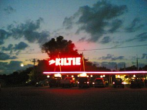 The Kiltie Drive-In, Oconomowoc