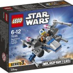 Star Wars Lego Microfigthers Series 3