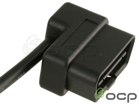 11760-03-302 - OBD II J1962 Cables Male Right Angle to Blunt end cut