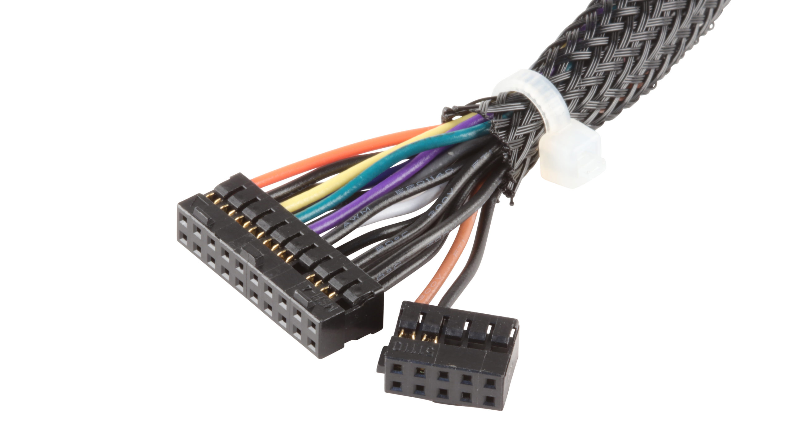 Extreme/Harsh Environment Custom Cables