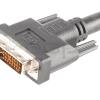 61-00194 - Panel Mount DVI-I F to M, Dual Link
