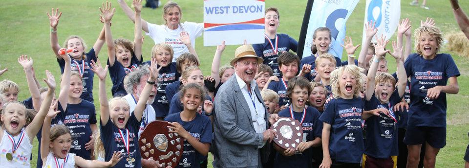 West Devon winning team SWYG 2017