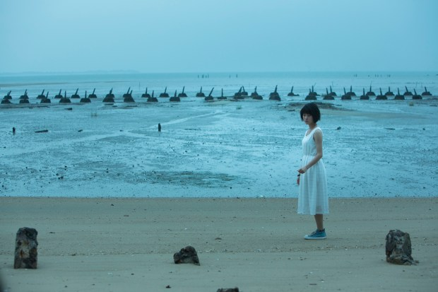 "Still shot from the film ""The Gangster's Daughter,"" shot on Kinmen Island."
