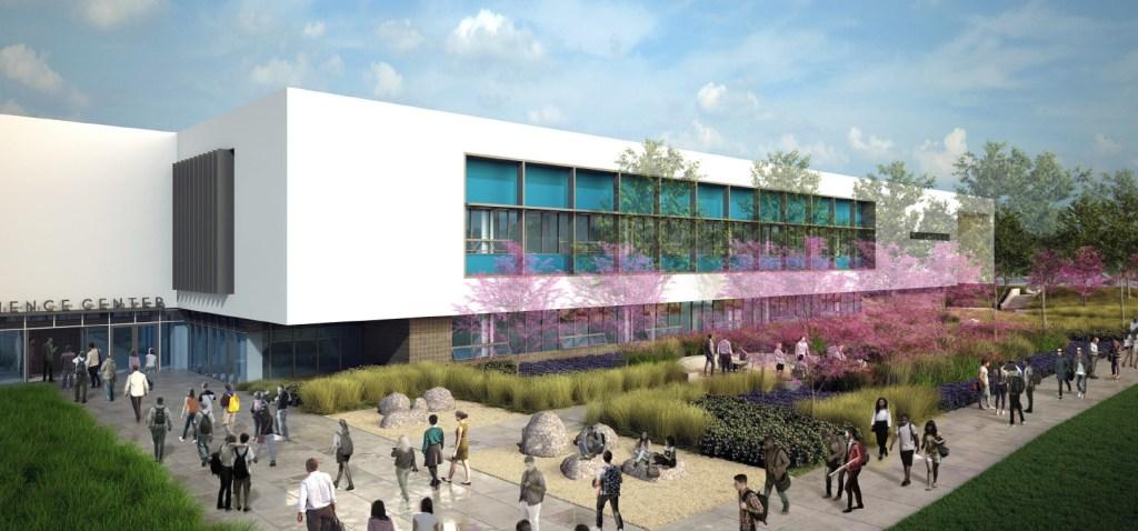 Villa Park High Schools 452 million science center will