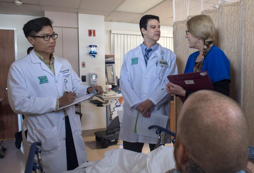 Orange hospital builds new kind of emergency room for growing mentally ill population  Orange