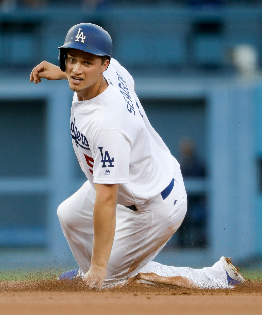 Dodgers Corey Seager daytoday with hamstring strain