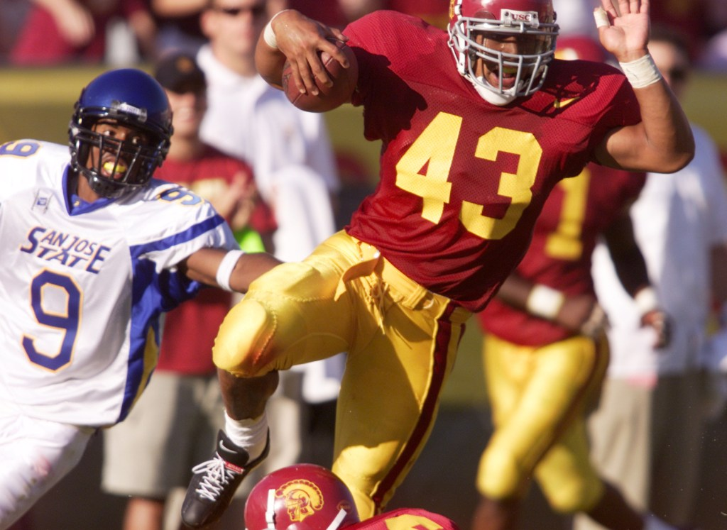 USCs Mark Carrier Troy Polamalu Appear On College Football Hall Of Fame Ballot Orange County