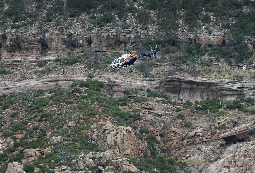 Arizona flash flood killed three generations celebrating