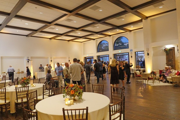 New weddingevents venue in San Clemente aims for a niche