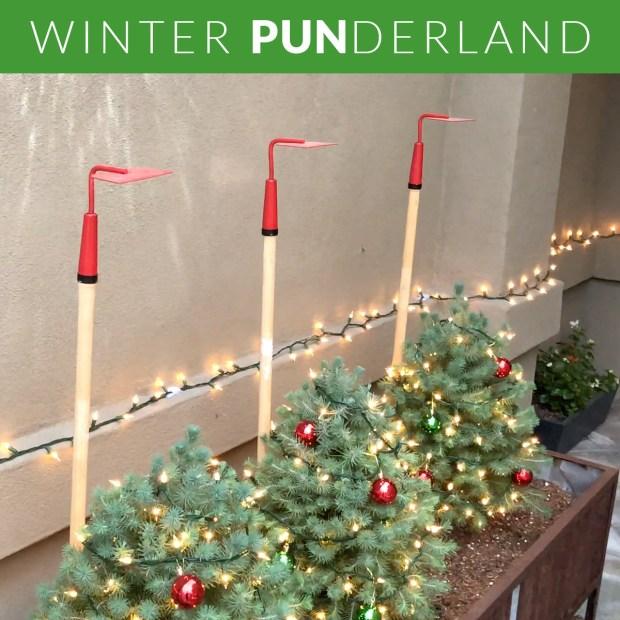 Costa Mesa man turns home into Winter PUNderland for Christmas  Orange County Register