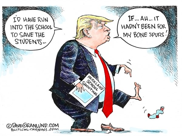 Having Teachers Carry Guns Political Cartoons – Orange