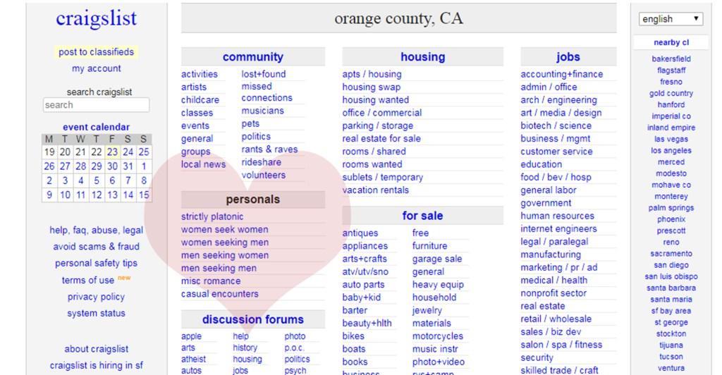 Bay Area Craigslist Jobs Black Idea