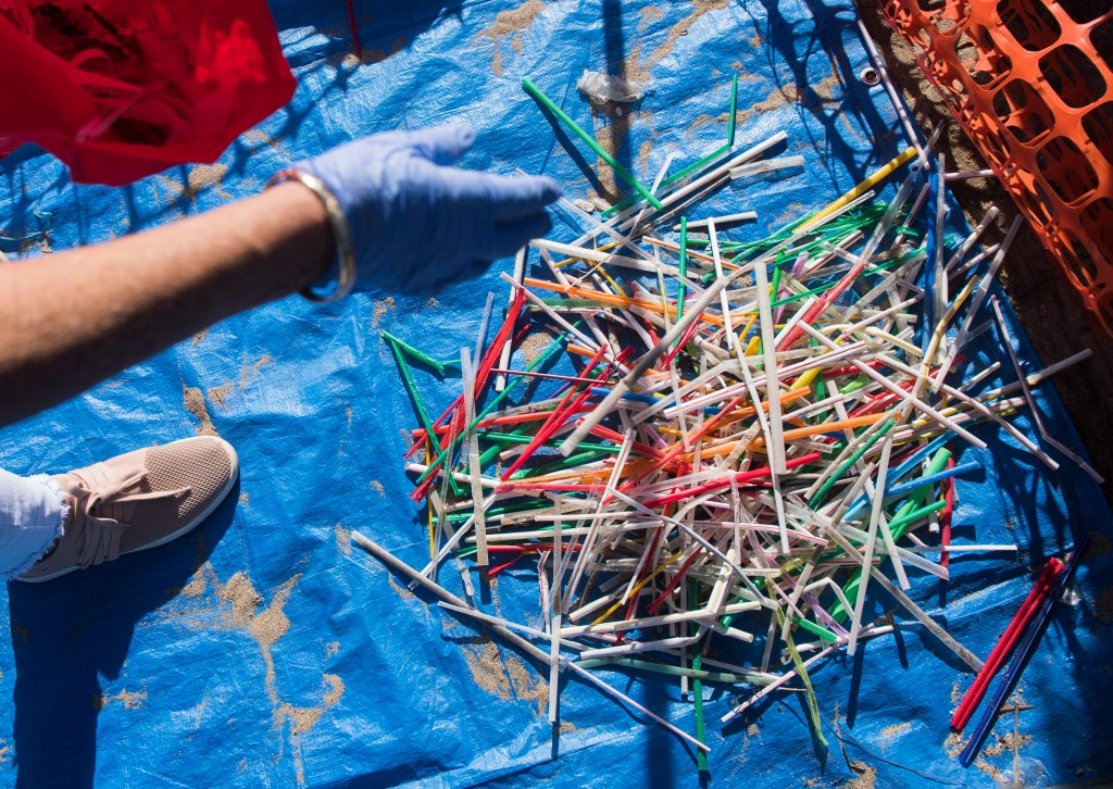 Proposed California law to limit plastic straw use passes