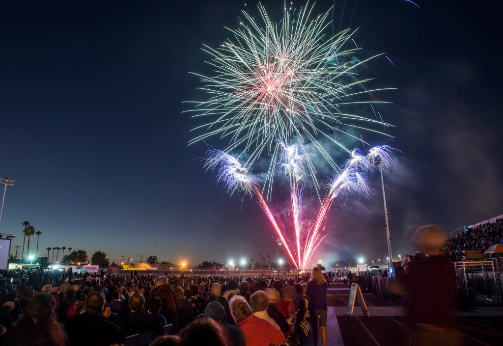 Where you can celebrate July 4th in Orange County with