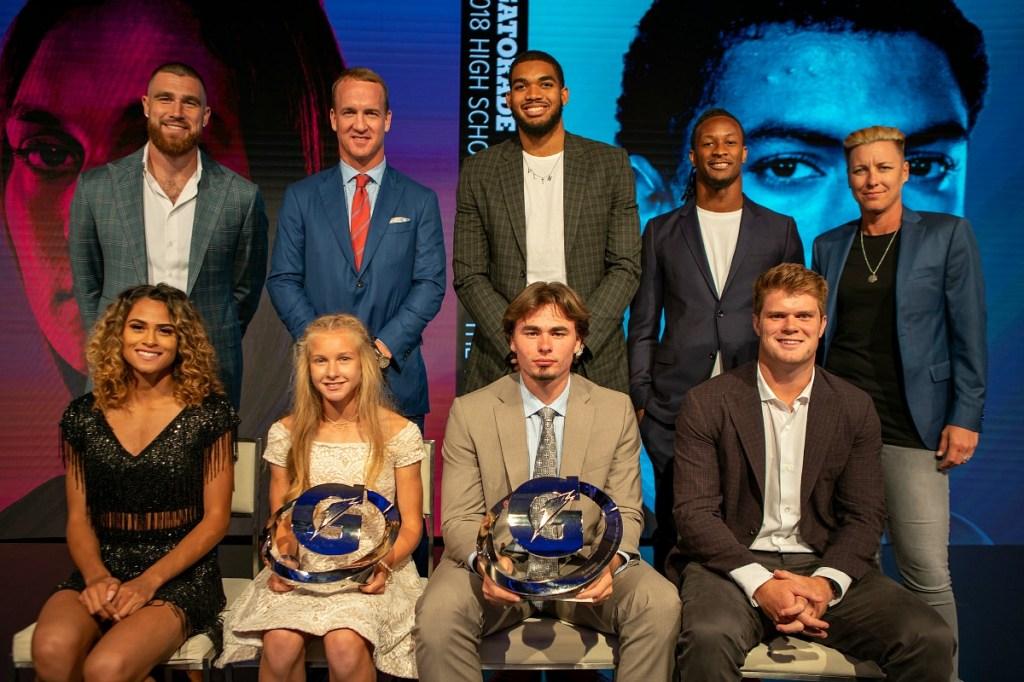 Mater Deis JT Daniels named Gatorade male athlete of the year  Orange County Register