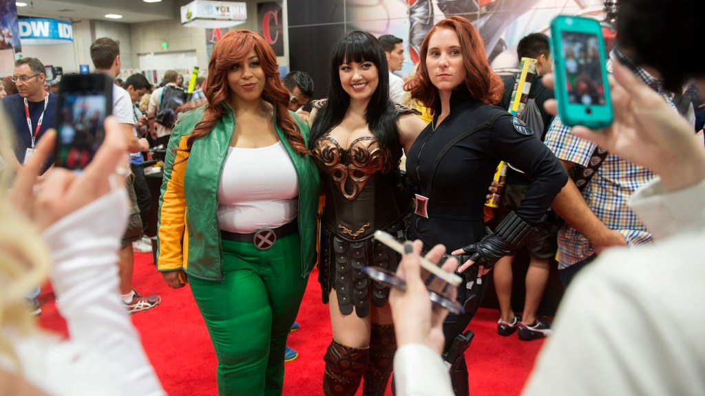ComicCon 2018 The movement to protect cosplayers from