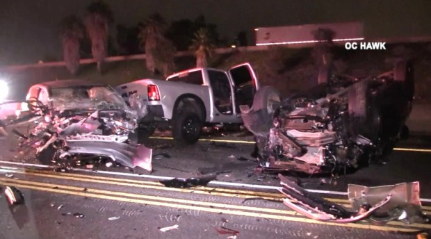 car accident in irvine yesterday | Bestmotor co