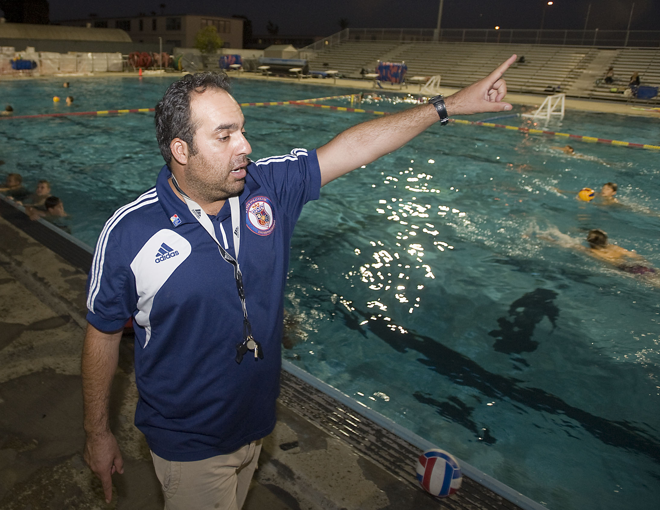 Former Los Al water polo coach at center of suit against USA water polo