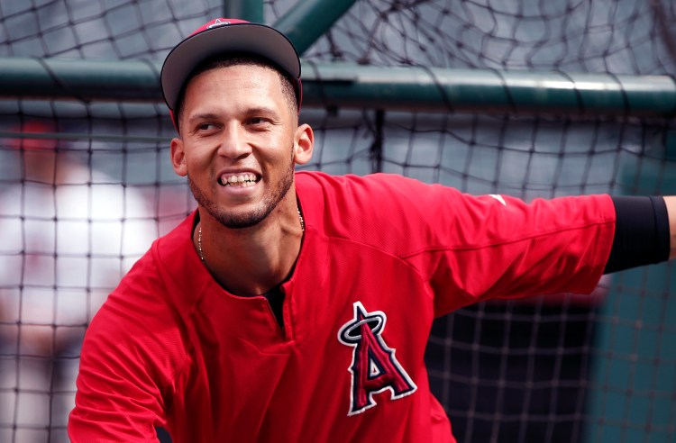 Andrelton Simmons returns to Angels' lineup quicker than ...