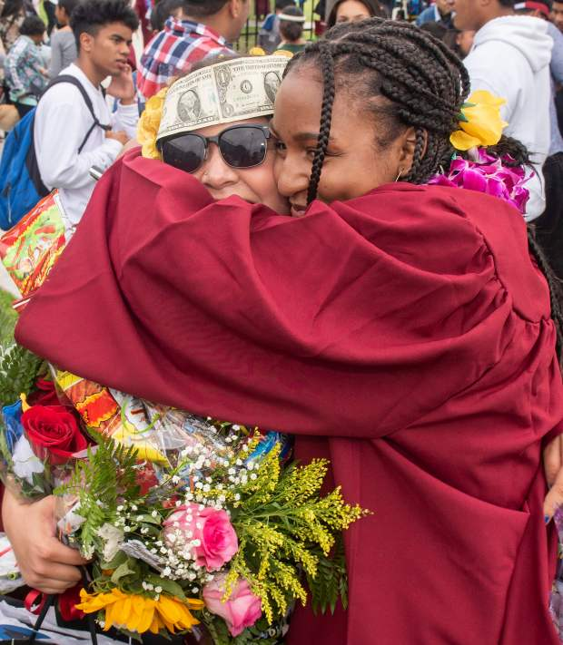 Graduation 2019 Estancia High In Costa Mesa